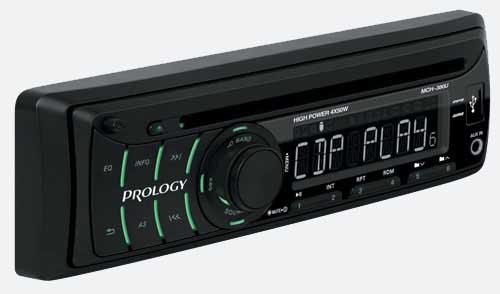 Автомобильный CD/MP3 ресивер PROLOGY MCH-380U