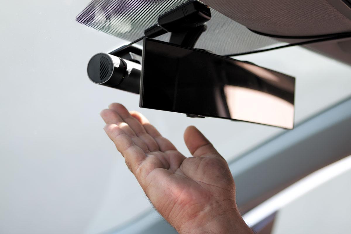 PROLOGY iReg Black видеорегистратор с Wi-Fi